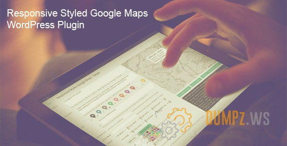 Responsive Styled Google Maps - WordPress Plugin.jpg
