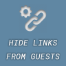 [XenConcept] Hide links / Medias / Images (BbCode) to guests